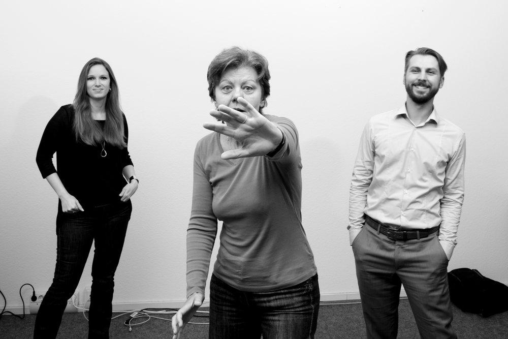 Marianne Schneider +Petra Schmidt +Andreas Ilte