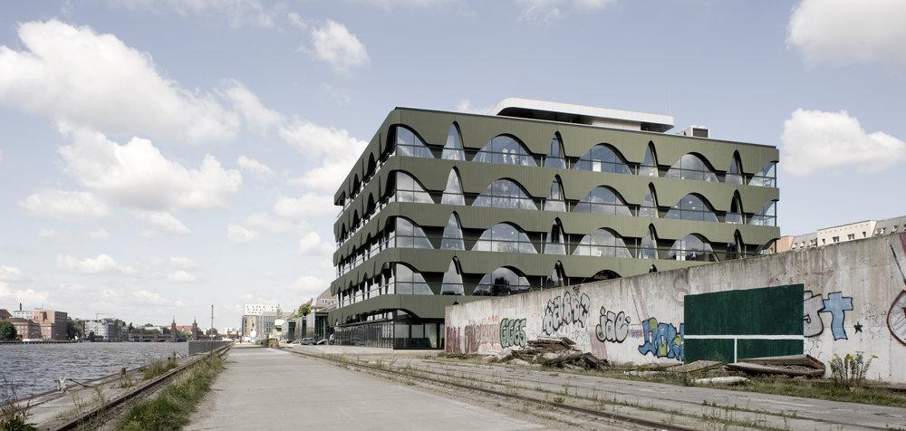Labels2, Berlin /HHF Architekten GmbH, Basel (CH) /  Foto:  Ali Ghandtschi