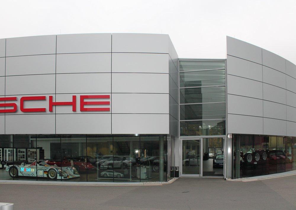 Porsche Europarc, Potsdam