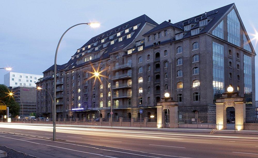 Spreespeicher, Berlin /Aukett + Heese Architekten GmbH, Berlin /  Foto:  Ali Ghandtschi