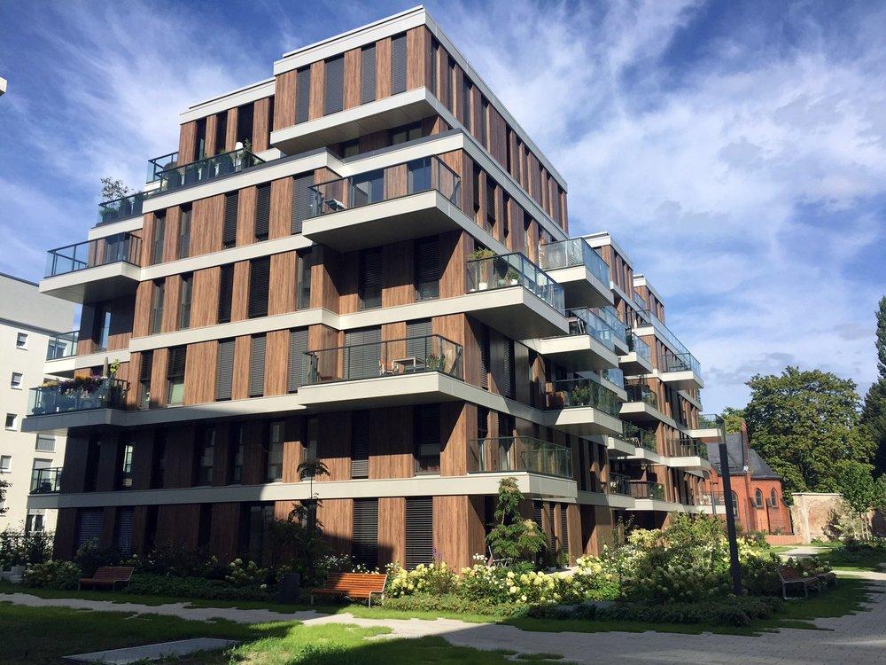 The Garden, Berlin /Eike Becker Architekten GmbH, Berlin