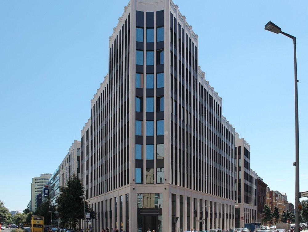 Stresemannquartier /BERND ALBERS Gesellschaft von Architekten GmbH, Berlin