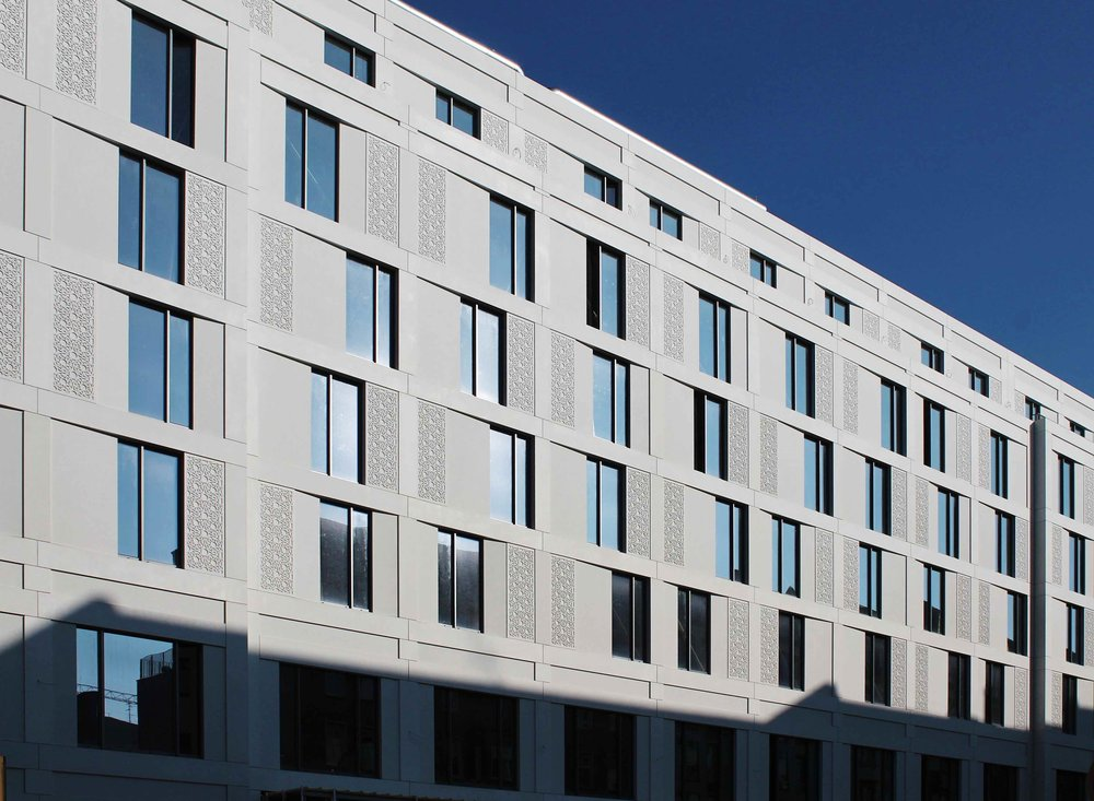Titanic Hotel, Berlin /nps tchoban voss GmbH & Co. KG, Hamburg