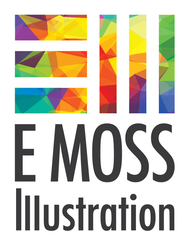 E Moss Illustration