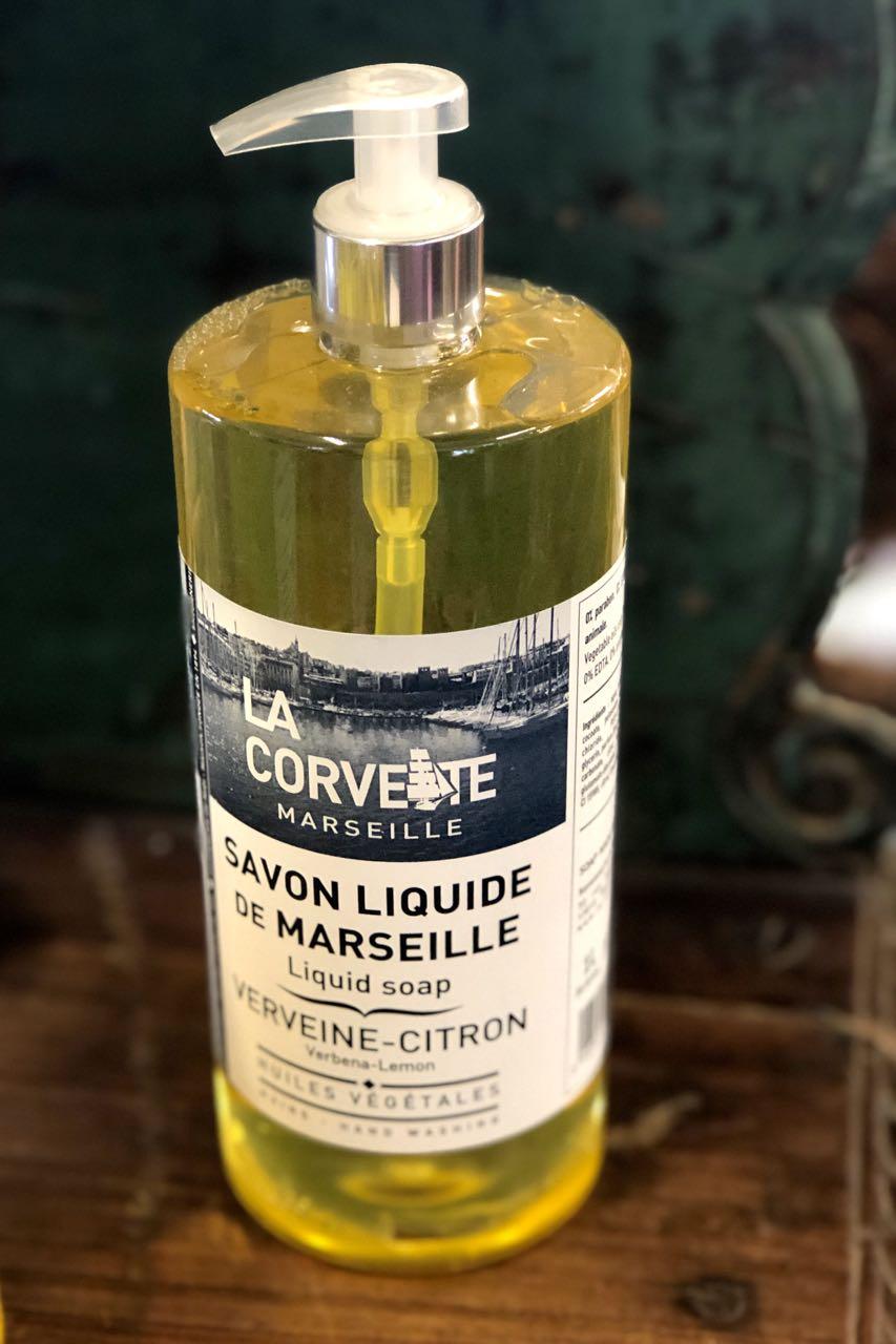 La Corvette Marseille 'Verbena and Lemon