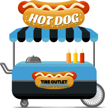 Tire Outlet Hot Dog Stand.png