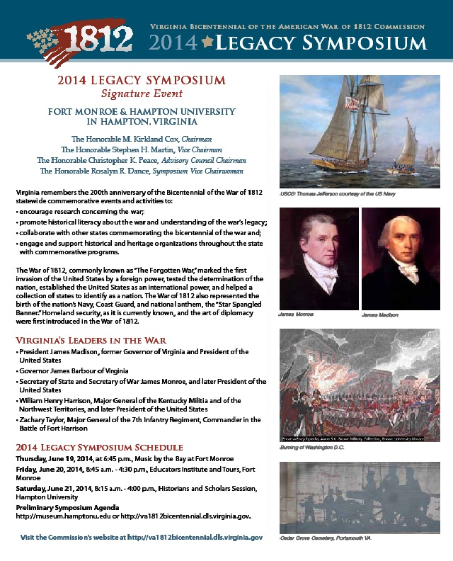 Virginia Bicentennial of the War of 1812 Commission