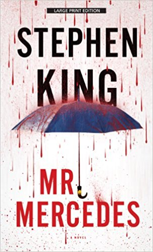Stax Book Club - Mr Mercedes by Stephen King