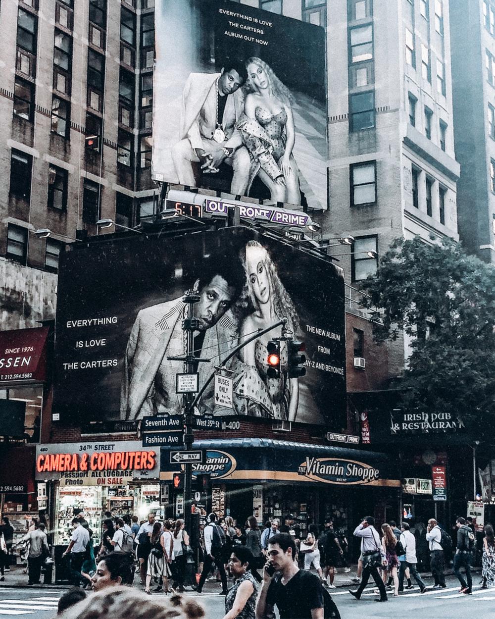 July 2018 / NYC
