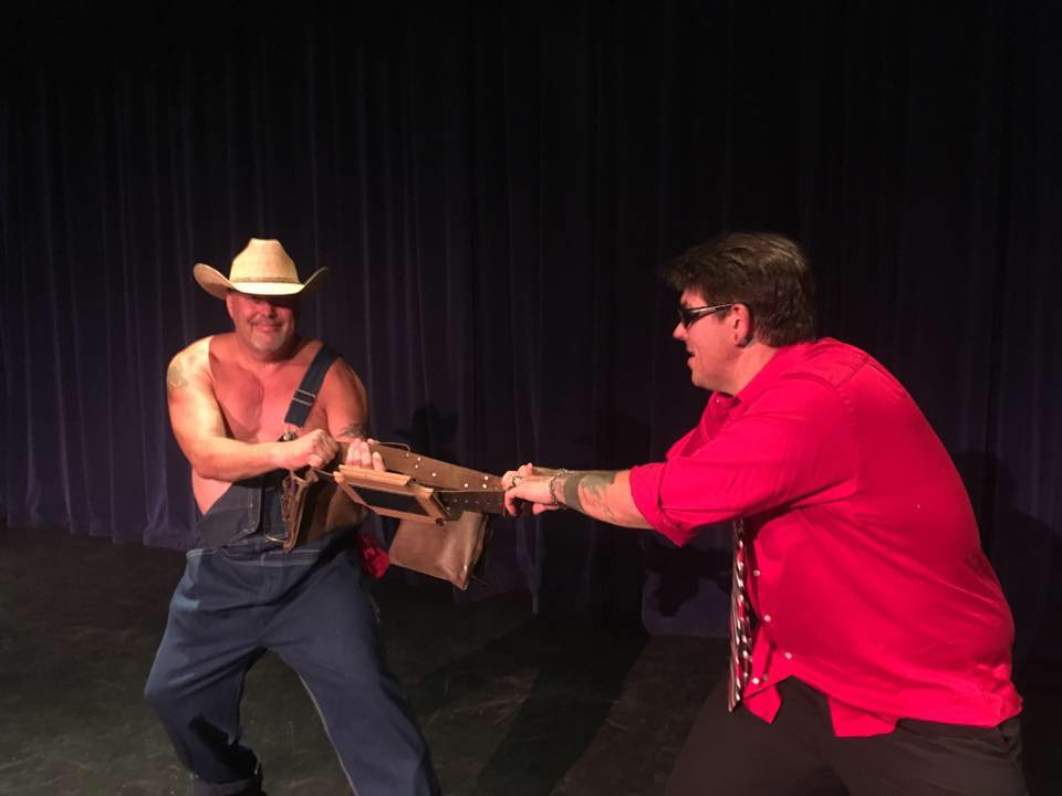 Mr. Lake County 2017 - Gary Deas takes the belt from an unwilling Tim Barnes to become Mr. Lake County 2017.