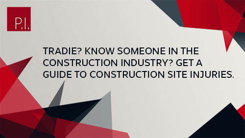 A Guide To Construction Site Injuries