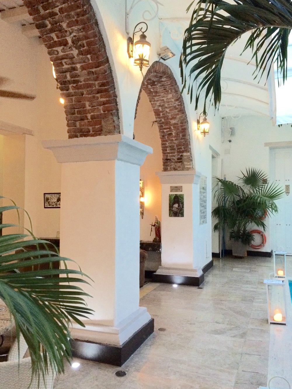 Georgia Ezra Interior designer Hotel Design Santa Marta Columbia archways.jpg