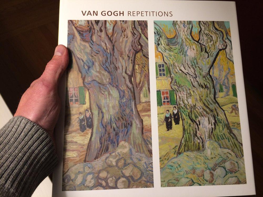 Van Gogh, Repetitions  - E. Rathbone, W.H. Robinson, E. Steele, M. Steele - Yale University Press