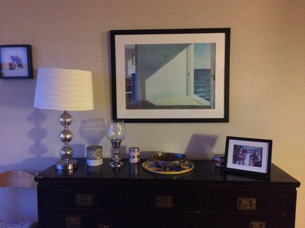 Rooms by the sea, mystérieuse peinture d'Hopper