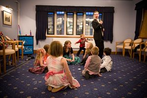 Magical games for your younger wedding guests!