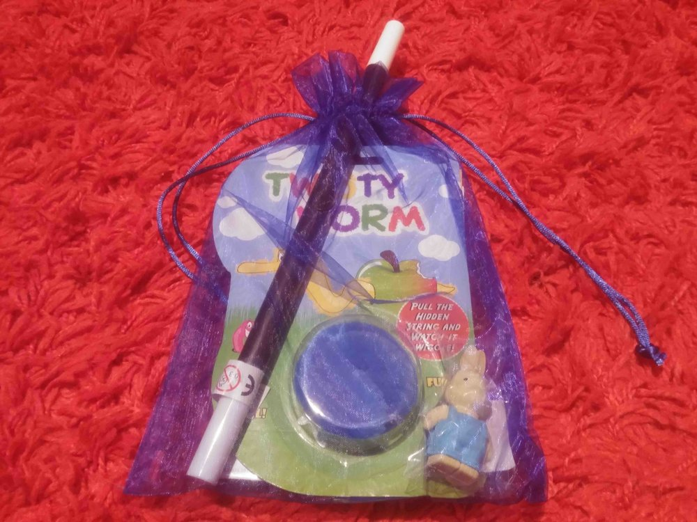 Magic party bag - front