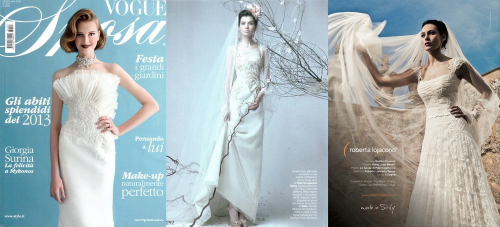 Vogue Sposa - January 2013