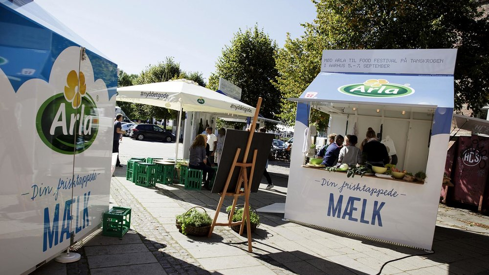 ARLA / MILK HOUSE