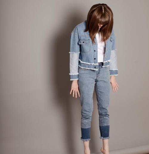 Trucker Jacket - £69  Jeans - £42