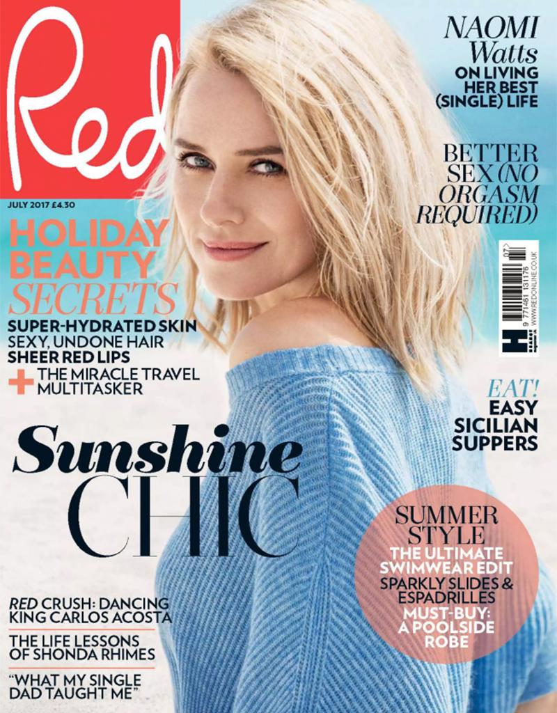 Red Magazine, May 2017