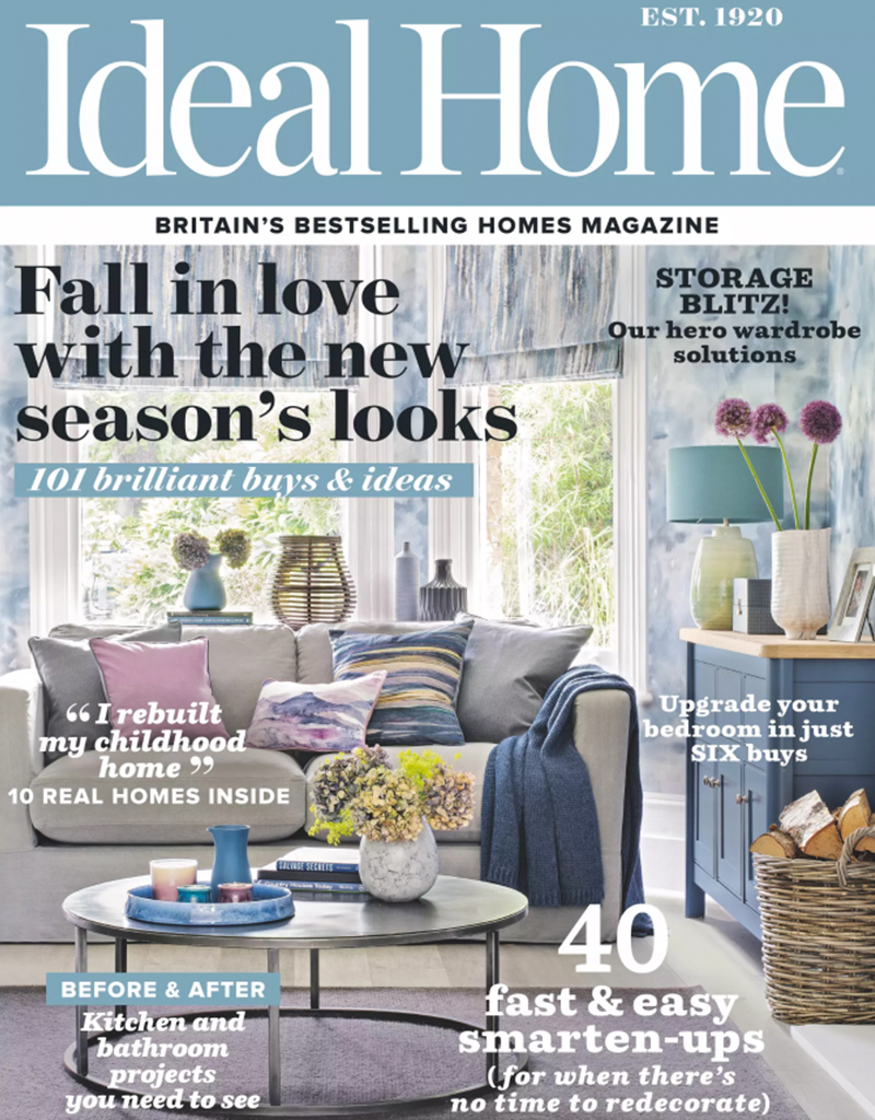 Ideal Home, October 2016