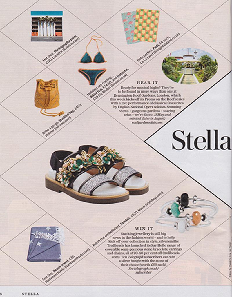 'Stella Loves' Hammam Havlu
