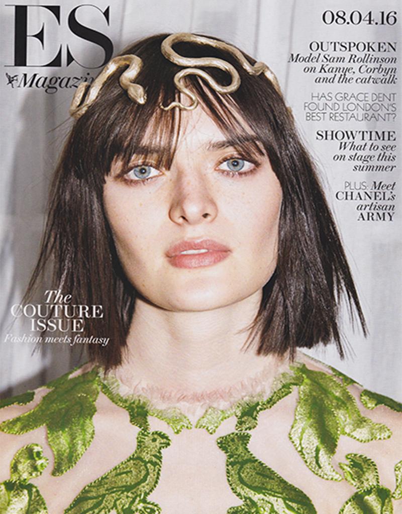 ES Magazine, 8th April 2016