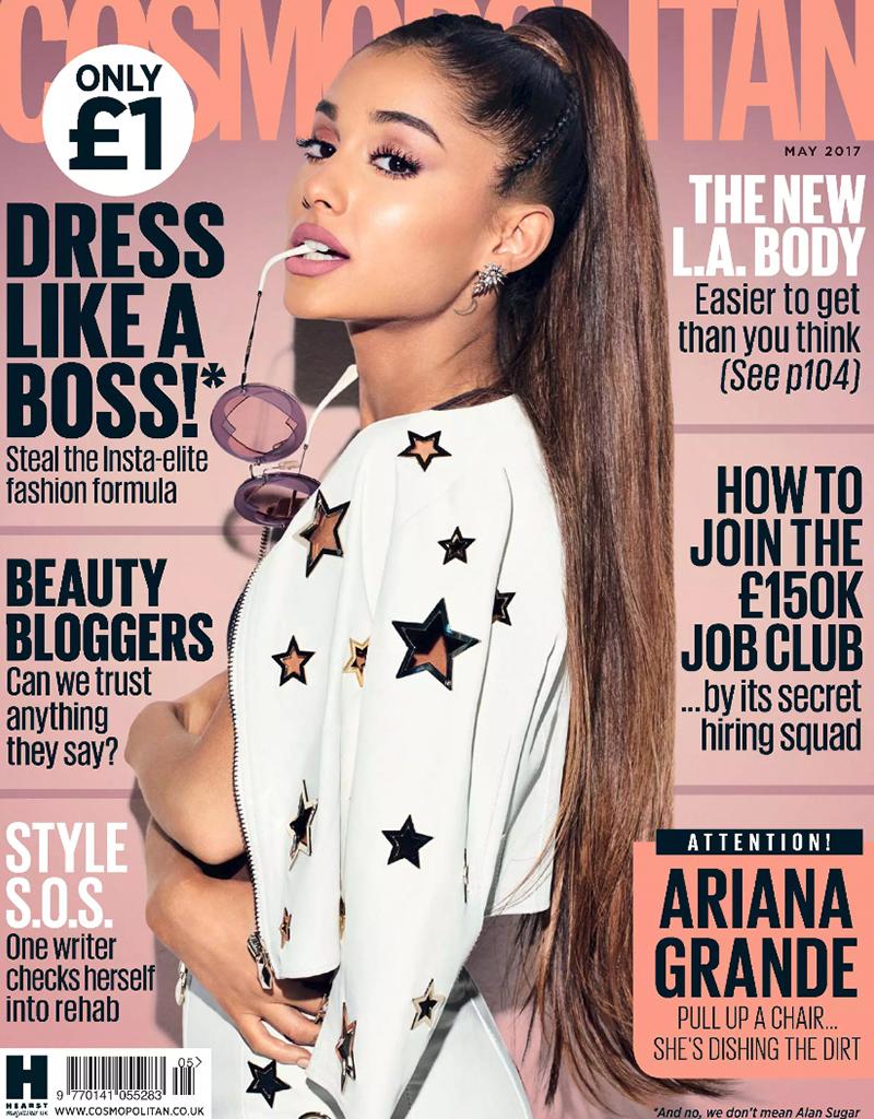 Cosmopolitan, May 2017