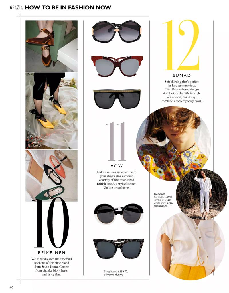 Vow London, Indy Tort Sunglasses