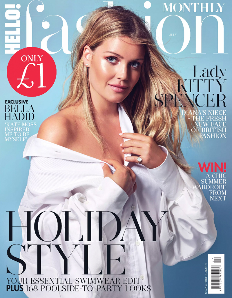 Hello! Fashion Monthly, July 2017