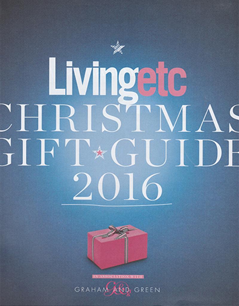 Living etc. Christmas Gift Guide, December 2016