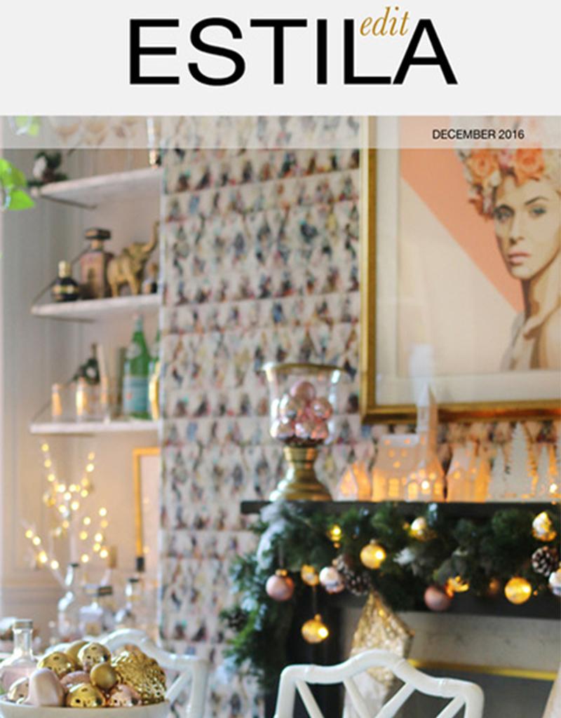 Estila Edit, December 2016