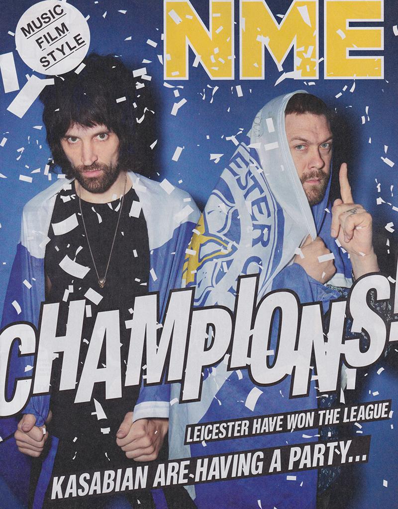NME, May 2016