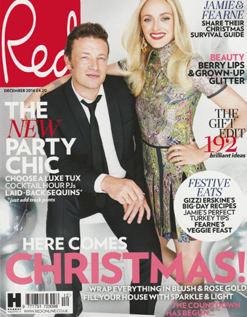 Red Magazine, December 2016