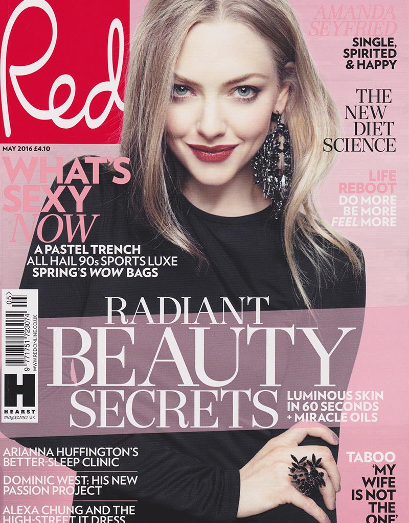 Red Magazine, May 2016