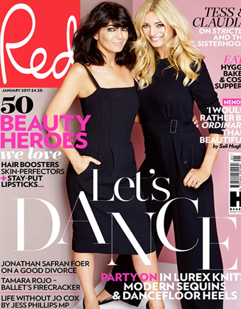 Red Magazine, January 2017