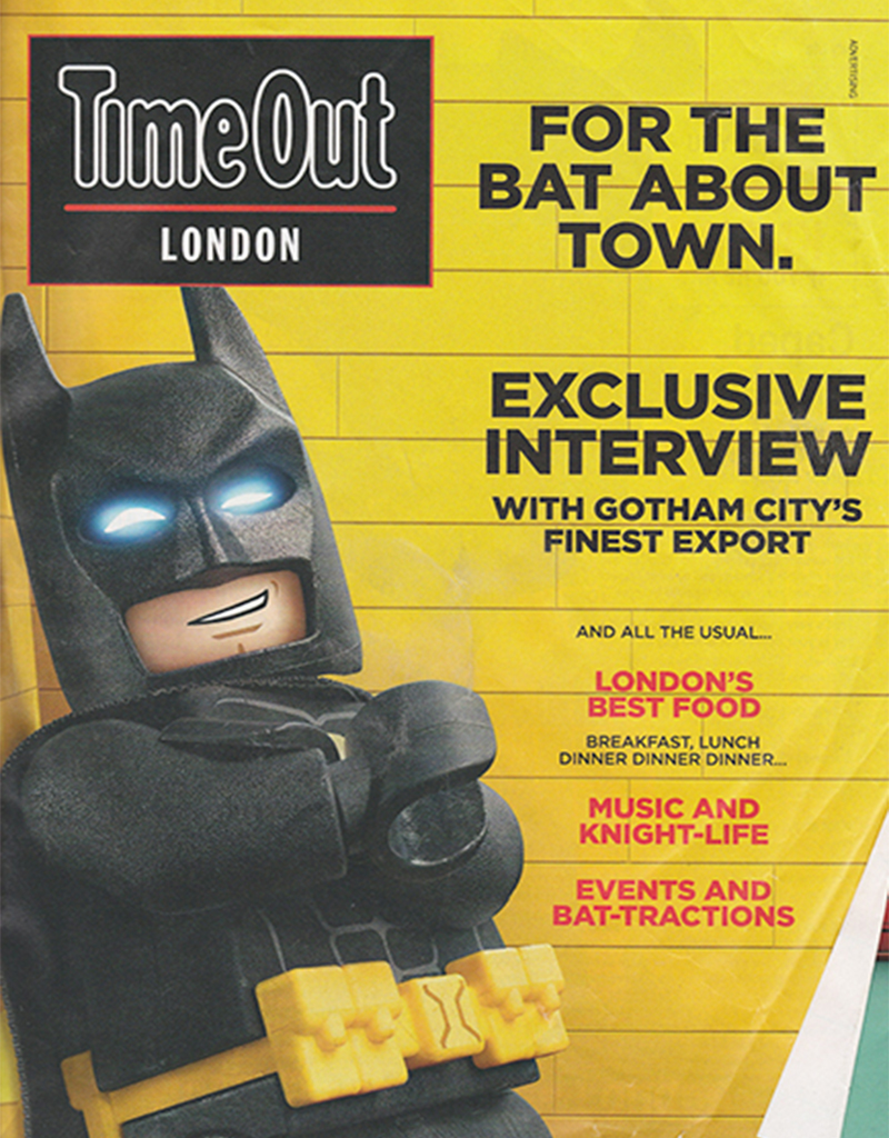 Time Out London, February 2017