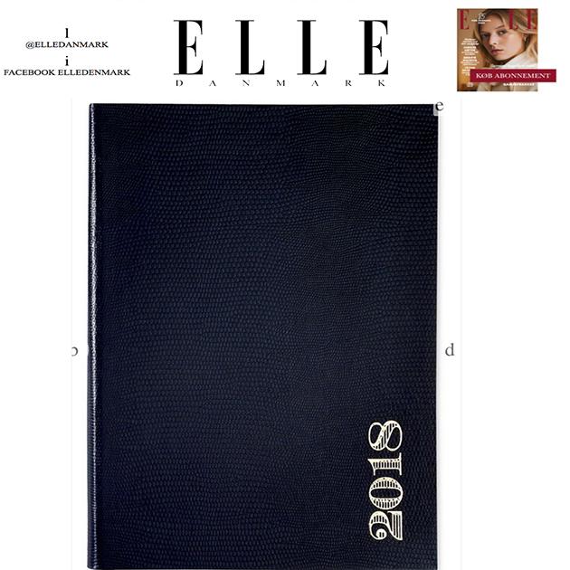 Sloane Stationery, ELLE