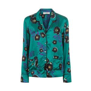 Violet & Wren Pyjama Shirt, £160