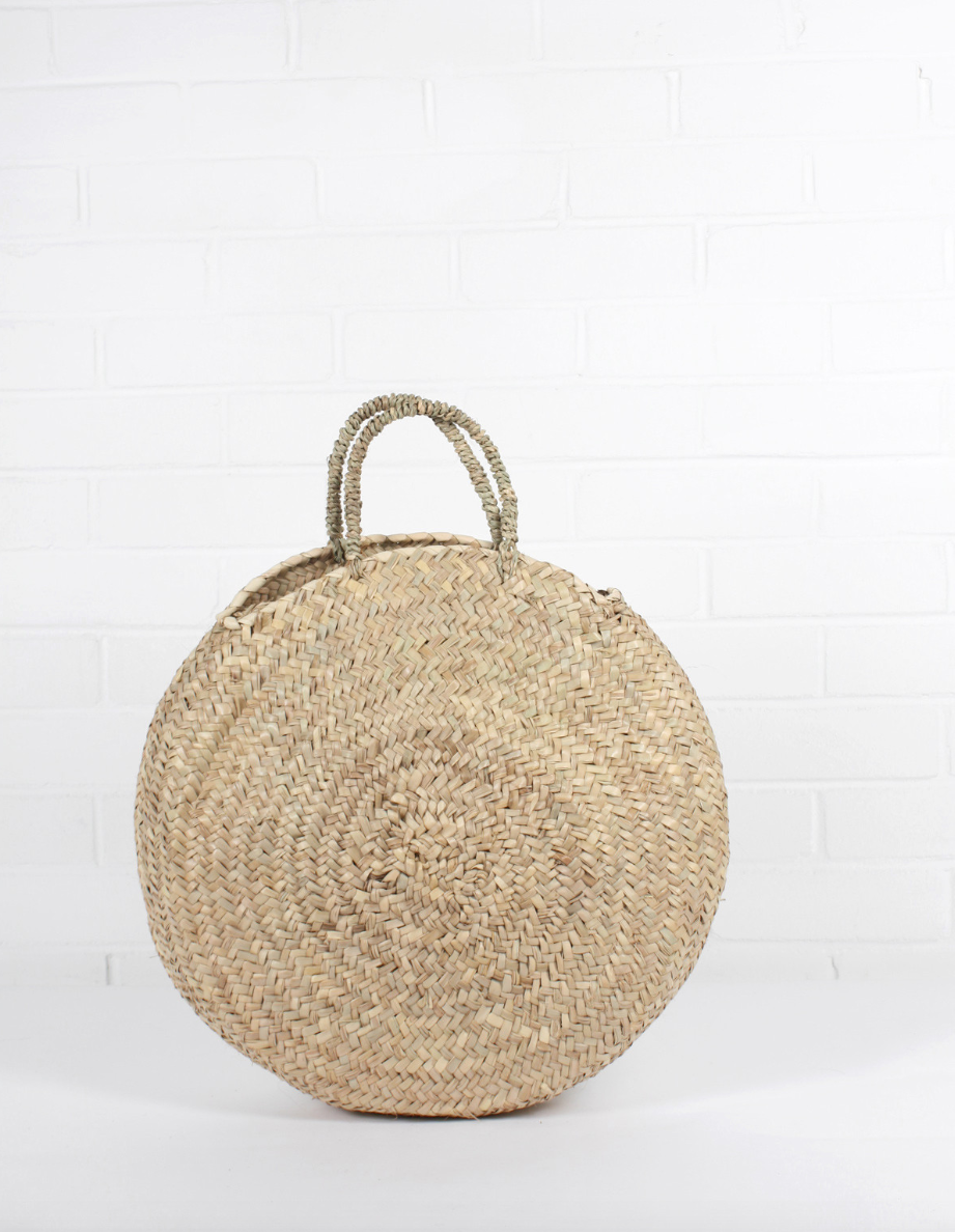 Bohemia Basket Bag  - £38