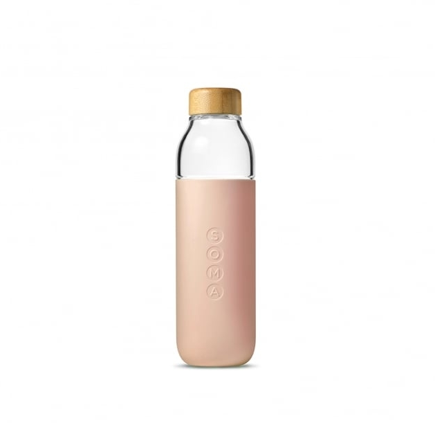 Nixxee Blush Water Bottle  - £34.99