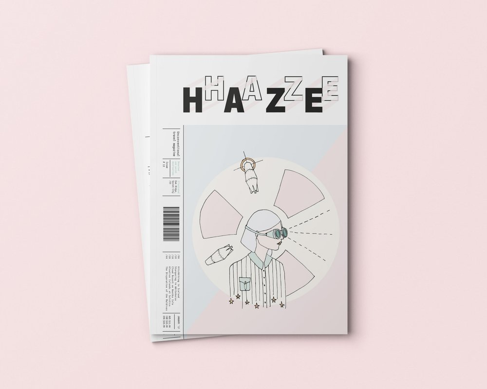 : Editorial Design : Illustration : Typesetting : Type Package