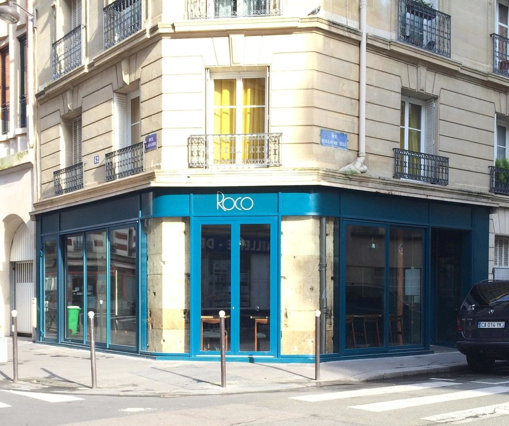"Restaurant ""Le Roco"", Paris"
