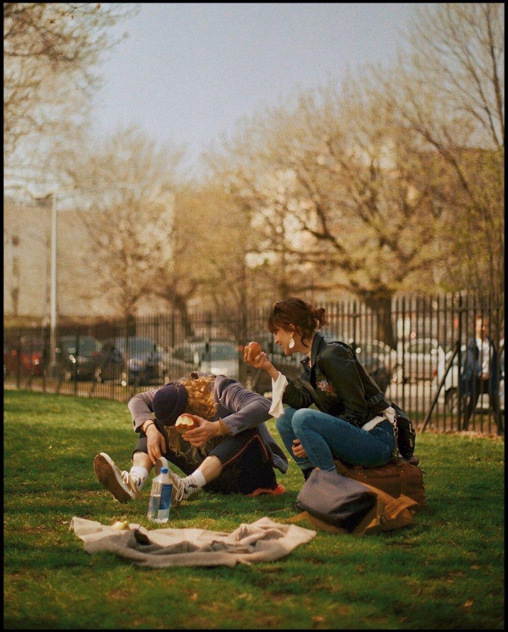 Allen and Tara Stone. Brooklyn, NY April 2018