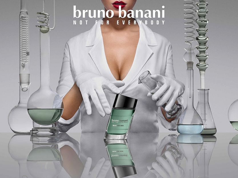 BRUNO BANANI  Agency - Grey London Client - Bruno Banani Art Director - Jamie Brusnskill Creative Producer - Holly De Roy Photographer - Jonathan Knowles Model – Ava from IMM