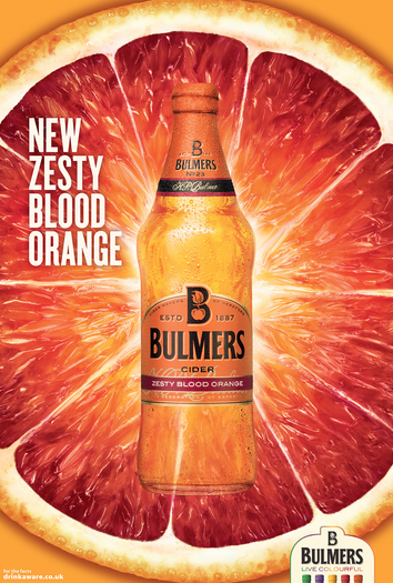 BULMERS  Agency - Adam & Eve DDB Creative Producer - Laura Smith Creative Director - Steve Wioland Designer - Dan Forde Photographer - Jonathan Knowles