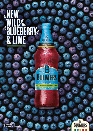 BULMERS  Agency - Adam & Eve DDB Creative Director – Steve Wioland Head of Design – Paul Knowles Creative Producer – Laura Smith Photographer - Jonathan Knowles Retouching – Gareth Ling @ Stanley's Post