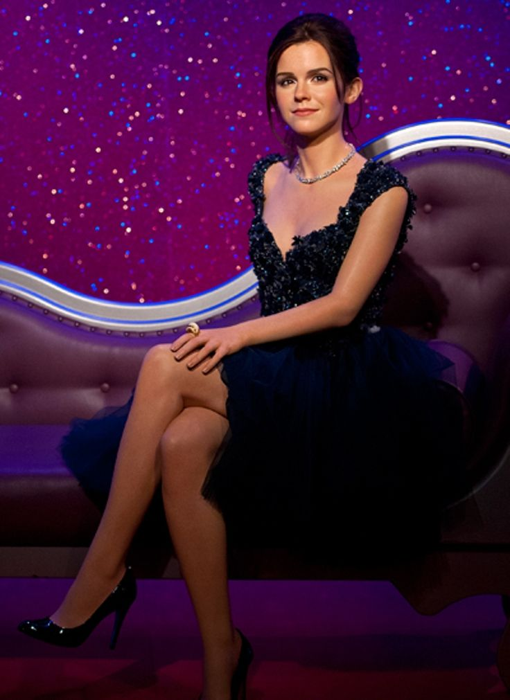 EMMA WATSON  Madame Tussauds London Figure Photography - Mel Brown Copyright - Merlin Magic Making