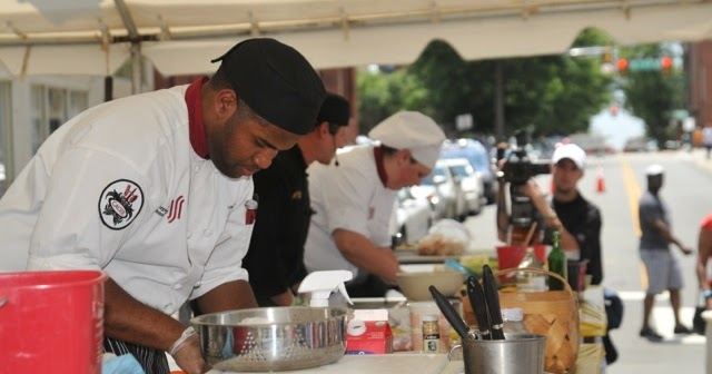 Reynolds Community College Culinary Arts Program