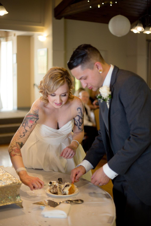 Columbus Wedding Cakes